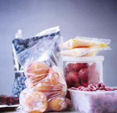 Que faire avec des fruits surgelés ?