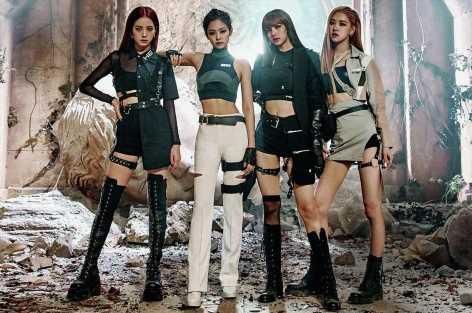 Blackpink : la pop coréenne à l'assaut du monde