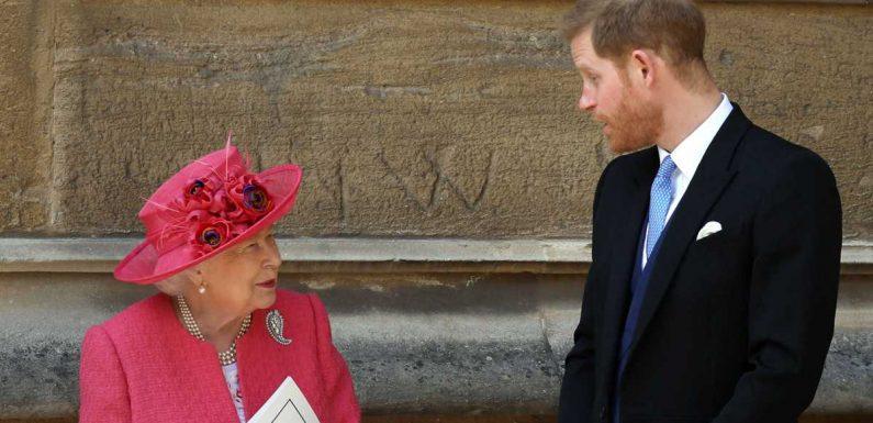 """Le prince Harry """"remis à sa place"""" par la reine : """"Il avait été carrément impoli"""""""