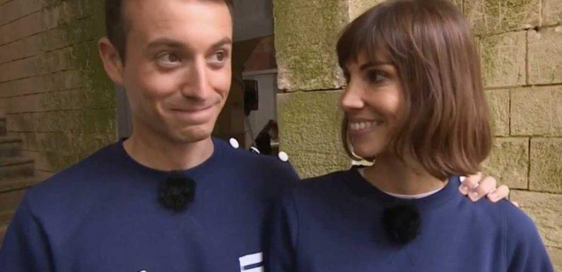 """Hugo Clément dévoile le moment précis où il est """"tombé amoureux"""" d'Alexandra Rosenfeld à Fort Boyard (VIDEO)"""