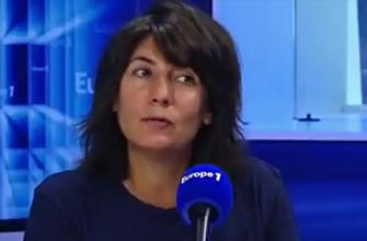 Coup de gueule d'Estelle Denis contre la jauge à 5000 spectateurs dans les stades (VIDEO)