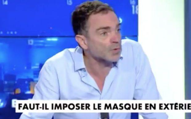 VIDEO Yann Moix choque en assurant que les chiffres de l'épidémie de Covid-19 sont «ridicules»
