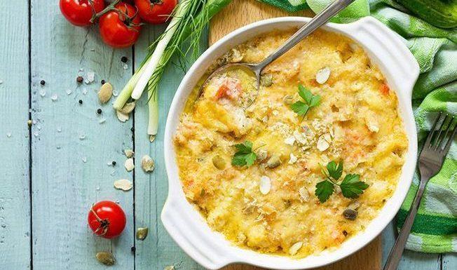 Cyril Lignac révèle sa recette du gratin de poisson aux légumes citronnés et c'est un délice