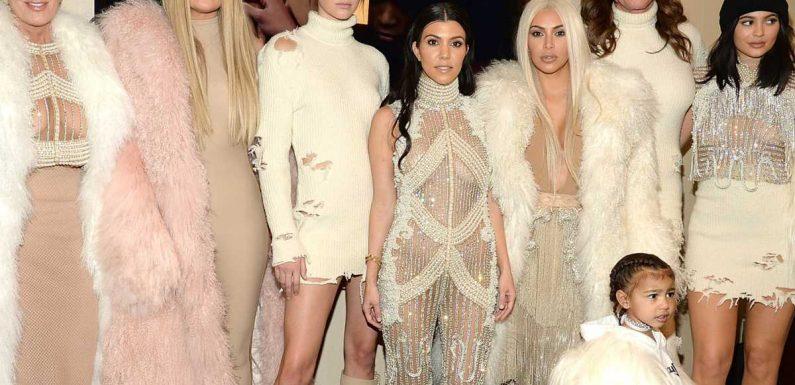 PHOTOS Avant/Après : les transformations choc des membres de L'incroyable famille Kardashian