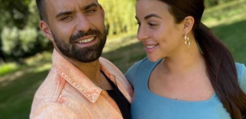 Vincent Queijo papa : sa magnifique déclaration d'amour à sa compagne Rym Renom