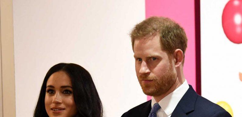 Meghan Markle et Harry détestés des Britanniques : ce sondage cruel