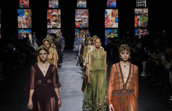 Dior, un grand show comme on n'en voit plus au cœur de Paris