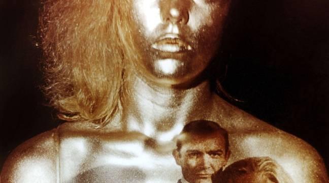 Margaret Nolan, modèle du générique de «Goldfinger», est morte