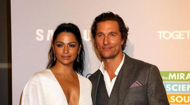 VIDEO. Matthew McConaughey utilise son Oscar pour éduquer ses enfants