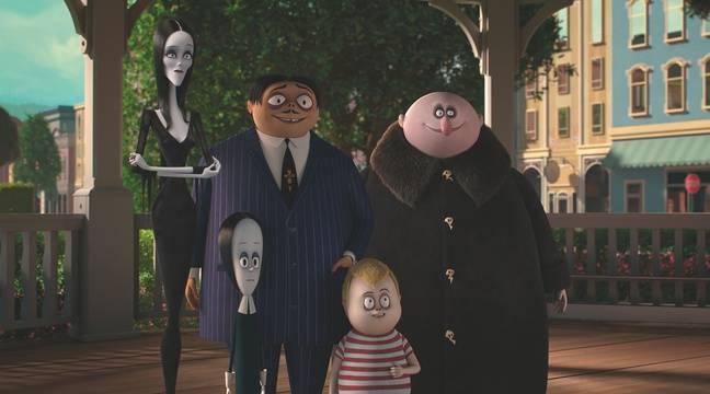 Voici le teaser du film animé «La Famille Addams 2»