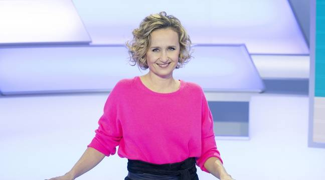 Cas contact, Caroline Roux se retire temporairement de l'antenne