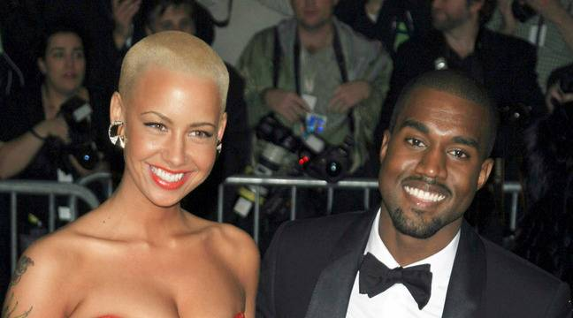 VIDEO. Amber Rose accuse Kanye West de harcèlement