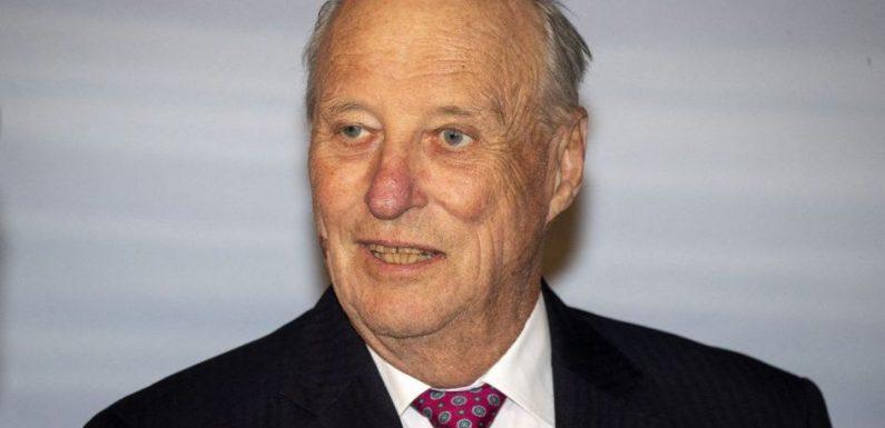 Harald V, son opération du cœur a réussi