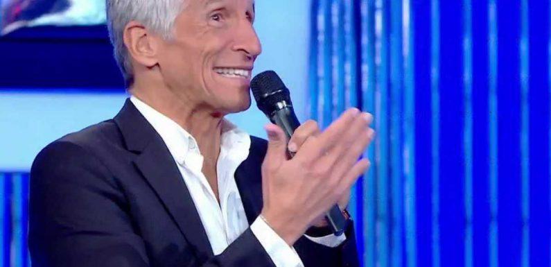 N'oubliez pas les paroles : Nagui impressionné par L'IMMENSE collection d'un candidat fan de Claude François (VIDEO)