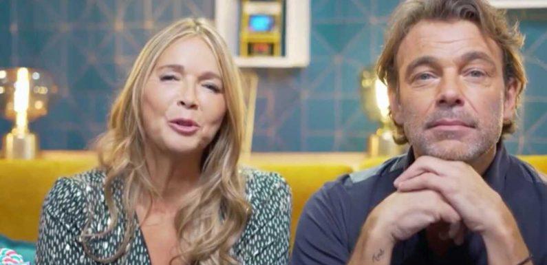 VIDEO Hélène Rollès et Patrick Puydebat font pleurer un célèbre chanteur dans Les Enfants de la télé