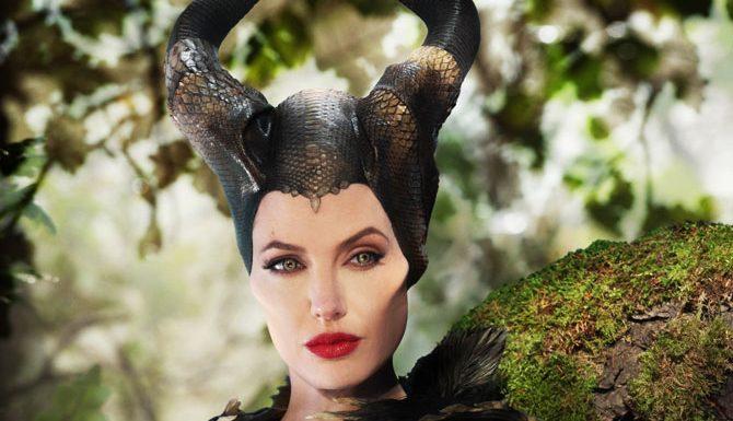 """Maléfique (6Ter) : Angelina Jolie : """"Dans le costume, je faisais peur à mes enfants"""""""