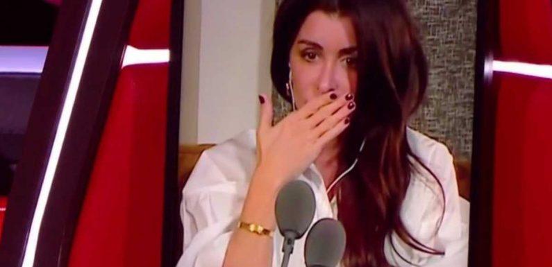 """The Voice Kids : Jenifer """"au bout de sa vie"""" en visio durant la finale, les internautes entre inquiétude et compassion"""