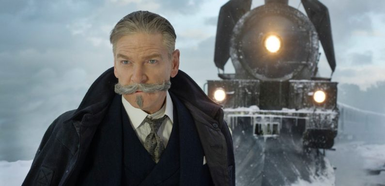 Le Crime de l'Orient Express sur France 2 : moustache, accent, costume… la transformation de Kenneth Branagh en Hercule Poirot
