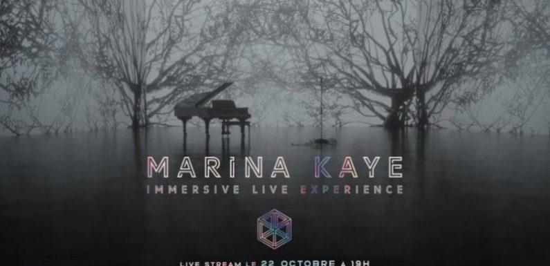 Marine Kaye de retour après 3 ans d'absence : cet événement unique et inédit qu'elle prépare à ses fans