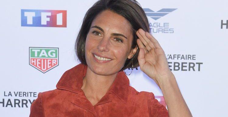 Alessandra Sublet dévoile un nouveau look très étonnant