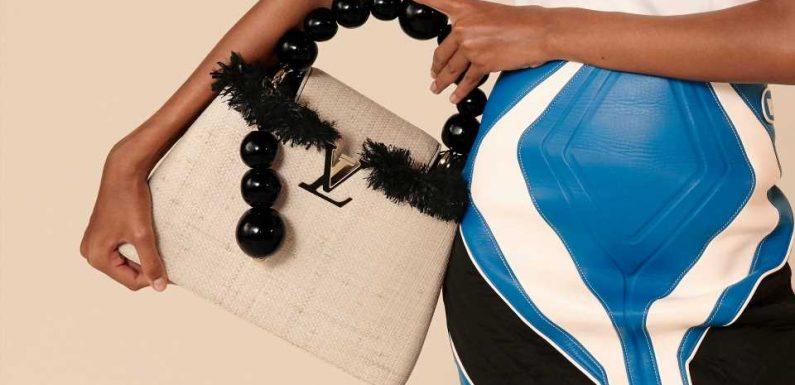 Louis Vuitton signe sa seconde collection Artycapucines   Vogue Paris