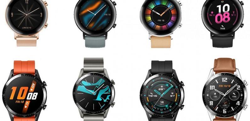 Bon Plan Huawei Watch GT 2 : Remise de 30% sur la montre connectée premium
