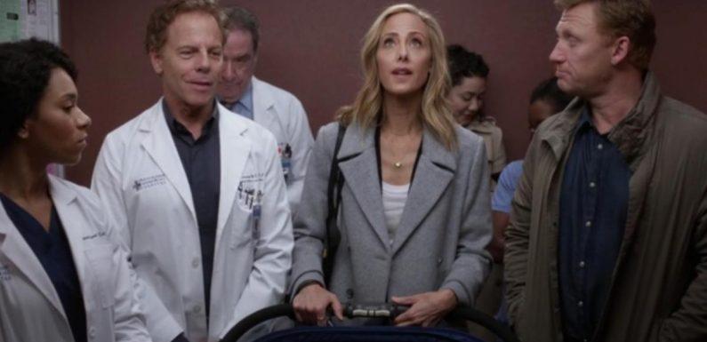 Grey's Anatomy saison 17 : Teddy pourrait-elle de nouveau être enceinte ?