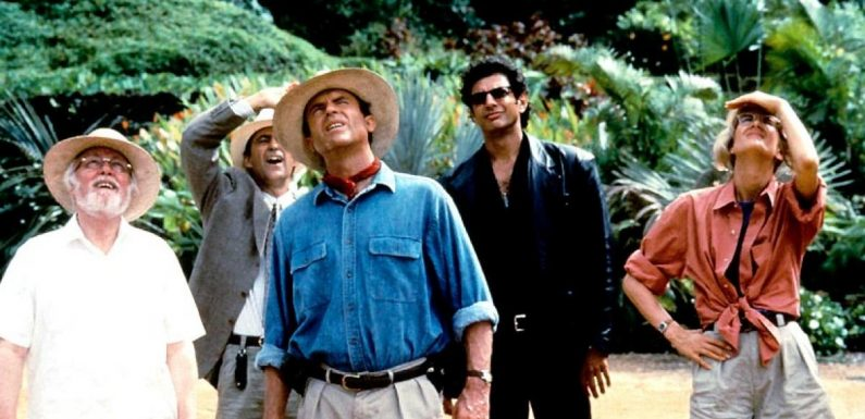 Jurassic World 3 : La romance de ces deux personnages dévoilée sur les photos de tournage