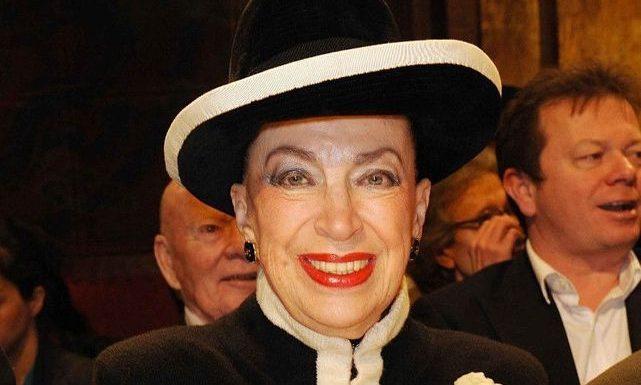 Geneviève de Fontenay refuse de porter un masque et de prendre ses précautions