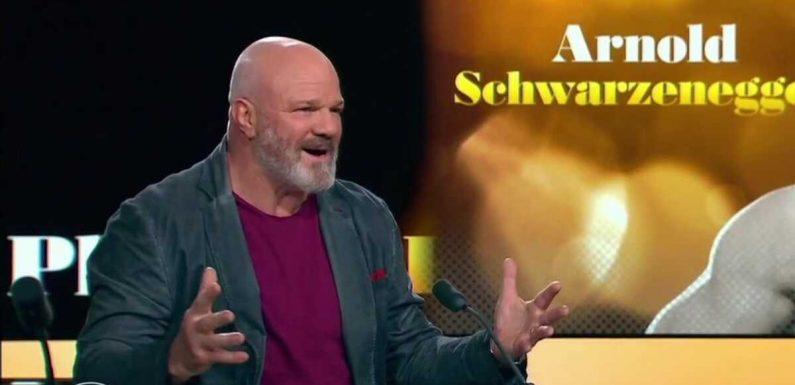 Philippe Etchebest : sa passion étonnante pour Arnold Schwarzenegger (VIDEO)