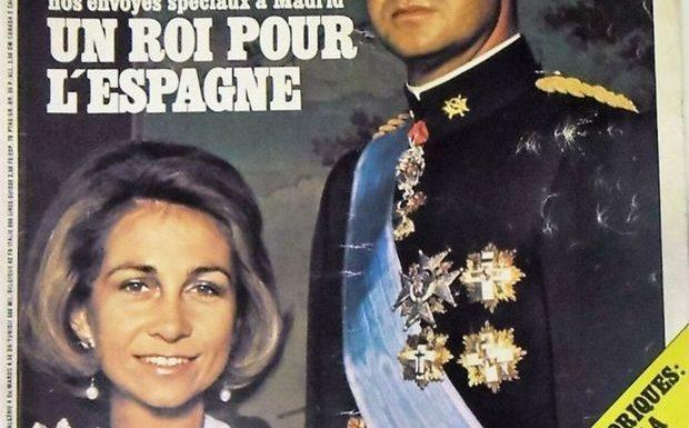 Il y a 45 ans, Juan Carlos était proclamé roi d'Espagne