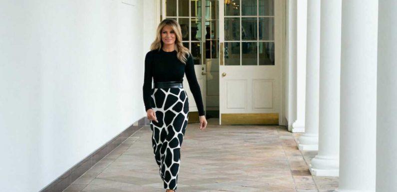 Melania Trump prête à gagner son propre argent ? Elle prépare un livre mémoire