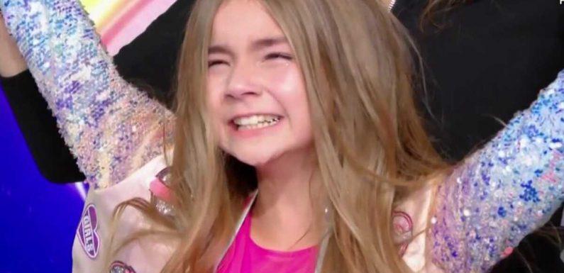 Valentina grande gagnante de l'Eurovision Junior 2020 : les internautes explosent de joie !
