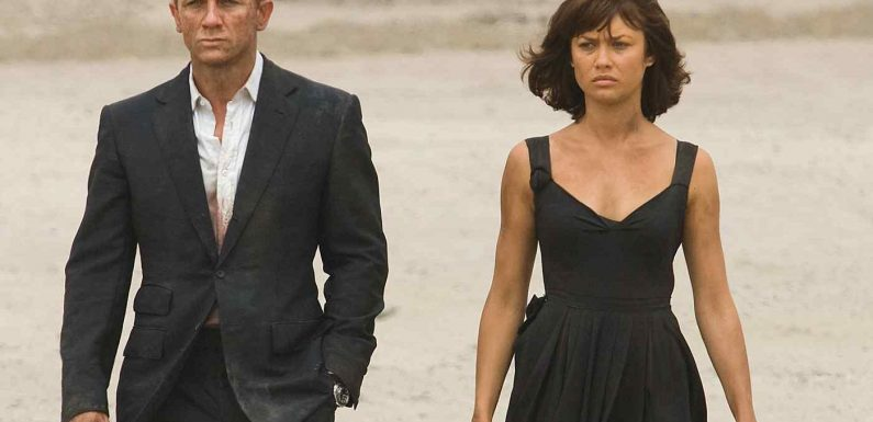 Quantum of Solace : 4 choses à savoir sur Olga Kurylenko | Vogue Paris