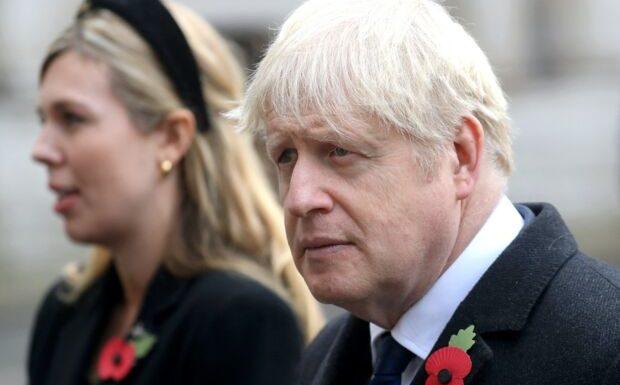 Boris Johnson dans la tourmente: il tente d'embaucher le meilleur ami de sa fiancée