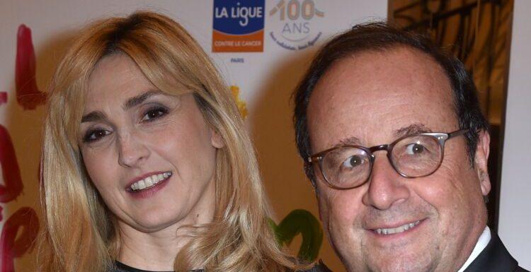 Julie Gayet : sa tendre déclaration d'amour à François Hollande