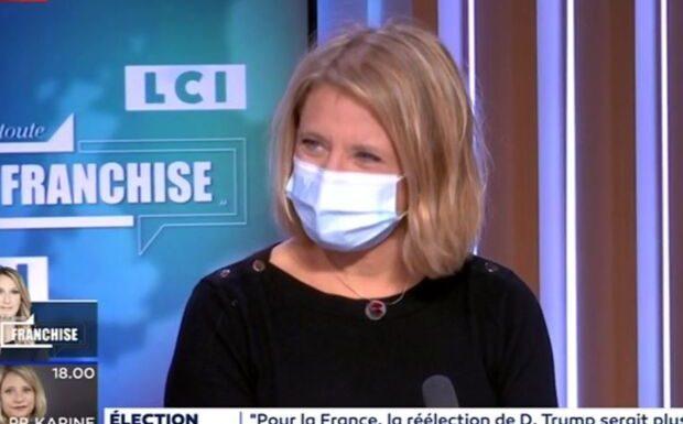 """Karine Lacombe: «La vie, c'est la """"fight""""»"""
