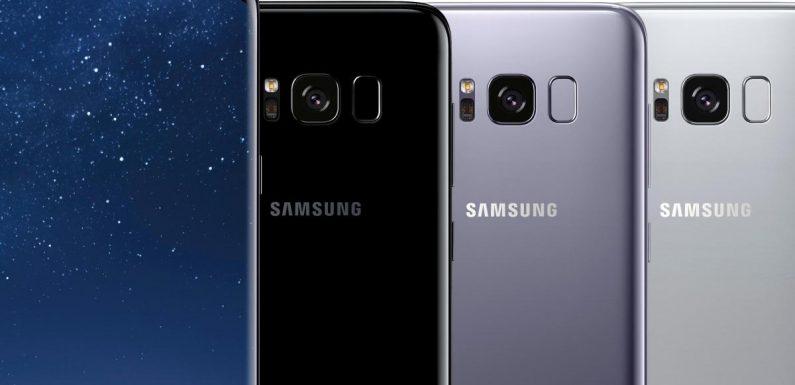 Bon Plan Samsung Galaxy S8 : Le smartphone profite d'une baisse de 39% et un prix en dessous de 192 euros