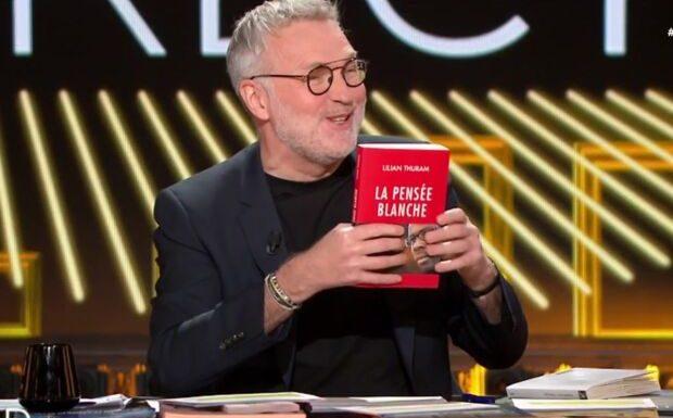 VIDÉO – Laurent Ruquier convaincu par «La pensée blanche» et controversée de Lilian Thuram