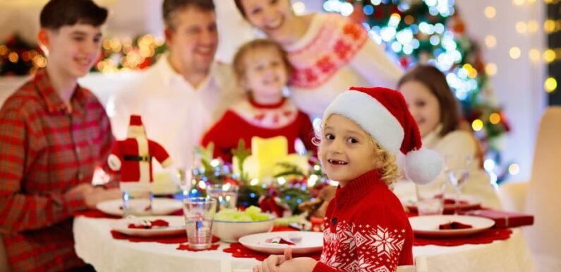 Noël Covid: comment limiter les risques en famille?