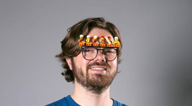 Johan face au défi des 2,5millions de briques de «Lego Masters»