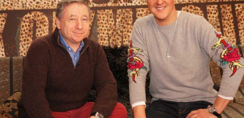 """Des """"séquelles importantes"""" pour Michael Schumacher : son ami se livre"""