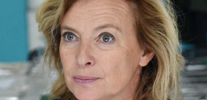 Valérie Trierweiler agacée par une allusion à François Hollande, elle rappelle à l'ordre Laurent Ruquier