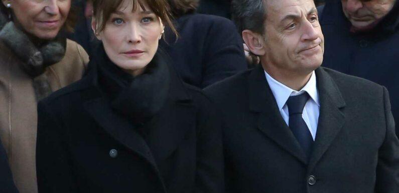 """Carla Bruni """"angoissée"""" : pourquoi elle tient à partir avant Nicolas Sarkozy"""