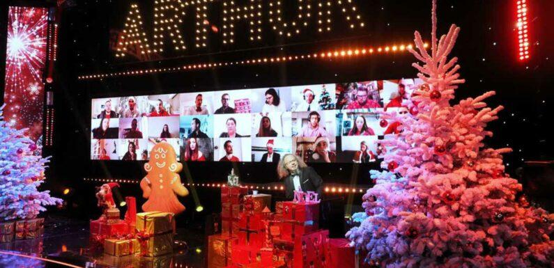 C'est Noël, tout est permis avec Arthur : dans les coulisses du public virtuel de l'émission !