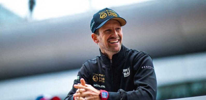 Romain Grosjean : comment vont ses mains après l'opération ?