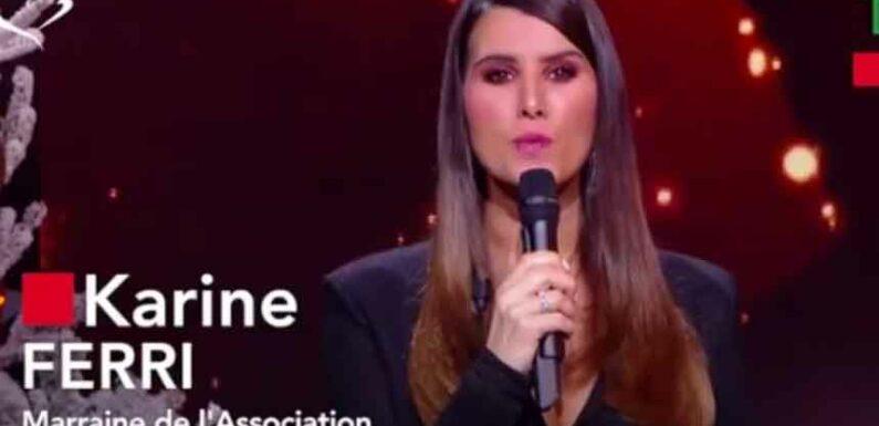 """Karine Ferri : son """"merveilleux cadeau de Noël"""" pour Grégory Lemarchal"""