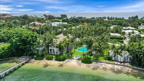 Voici la nouvelle propriété à 35 millions de $ de Sylvester Stallone