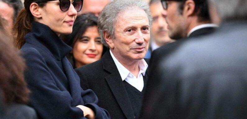 Michel Drucker en famille pour le réveillon ? Léa Drucker donne de ses nouvelles….