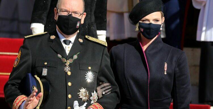 Charlène de Monaco le crâne rasé, le Prince Albert en Crocs : le surprenant Noël de la famille princière